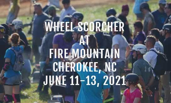 wheel scorcher